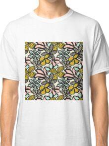 Tiger Floral Classic T-Shirt
