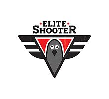 Elite Shooter Photographic Print