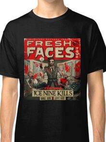 FRESH FACES featuring ICE NINE KILLS COVER Classic T-Shirt