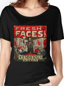 FRESH FACES featuring ICE NINE KILLS COVER Women's Relaxed Fit T-Shirt