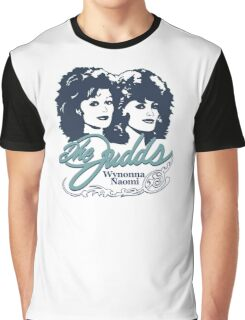 The Judds Step Brothers Wynonna Naomi Graphic T-Shirt