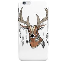 Deer Head iPhone Case/Skin