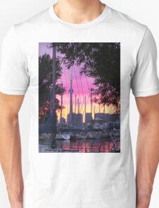 Toronto-CN Tower Unisex T-Shirt