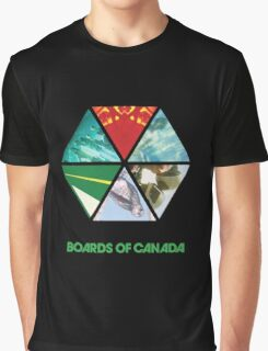 Boards of Canada Graphic T-Shirt