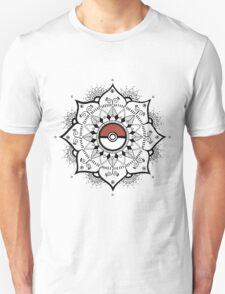 Pokemandala Unisex T-Shirt