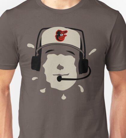 Orioles Pie Face Unisex T-Shirt