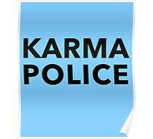 Karma Police Poster