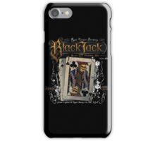 Black Jack Pumpkin Ale iPhone Case/Skin
