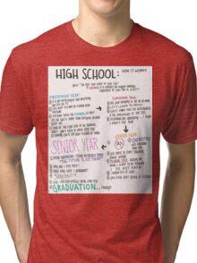 Life! Tri-blend T-Shirt
