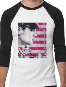 Elvis portrait nº4 Men's Baseball ¾ T-Shirt