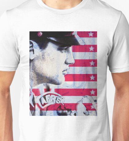Elvis portrait nº4 Unisex T-Shirt