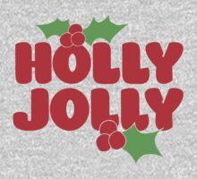 Holly Jolly Baby Tee