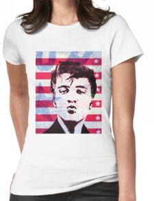 Elvis portrait nº5 Womens Fitted T-Shirt