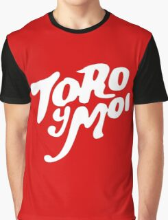 TOR Y MOI LOGO Graphic T-Shirt