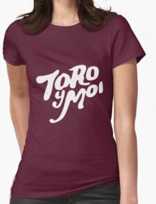 TOR Y MOI LOGO Womens Fitted T-Shirt