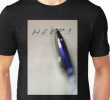 Pen Help Unisex T-Shirt