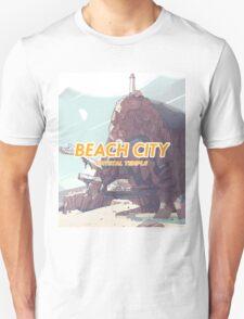 Steven Universe - Beach City's Crystal Temple Unisex T-Shirt