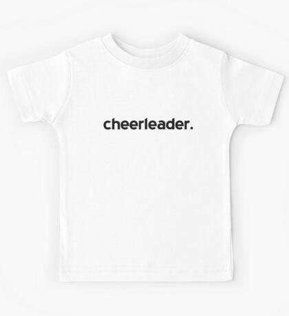 Cheerleader Kids Tee