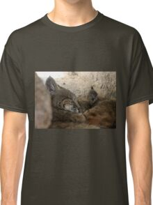 Soft kitty, Sleepy kitty Classic T-Shirt