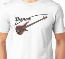 Ibanez Bass logo Unisex T-Shirt