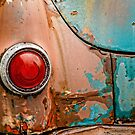 Colorful Pontiac Resting Peacefully by Robert Kelch, M.D.