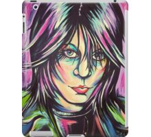 Punk Rock Queen  iPad Case/Skin