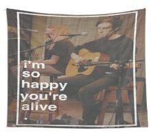 Tigers Jaw lyrics #5 Wall Tapestry
