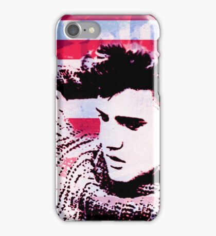 Elvis portrait nº2 iPhone Case/Skin