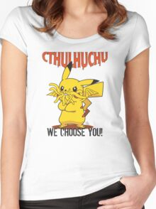 Cthulhuchu Women's Fitted Scoop T-Shirt