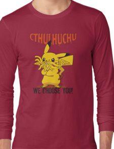 Cthulhuchu Long Sleeve T-Shirt
