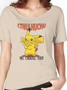 Cthulhuchu Women's Relaxed Fit T-Shirt