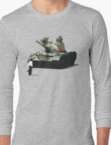 Hero of Tiananmen Square Long Sleeve T-Shirt