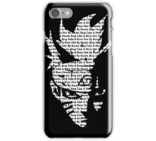 Sage Keep Calm iPhone Case/Skin