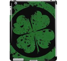 Lucky Clover iPad Case/Skin