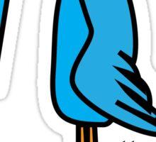 Some Sort Of Bird Sticker