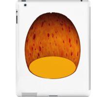 Colored lamphead design iPad Case/Skin