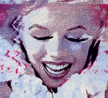 Marilyn portrait nº4 Sticker