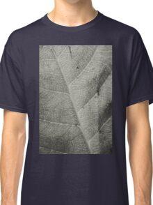 Macro Leaf Detail Classic T-Shirt