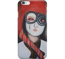 The Red Hat  iPhone Case/Skin