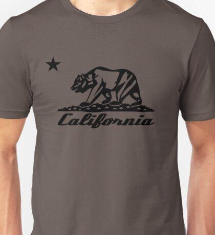 California State Bear Flag Unisex T-Shirt