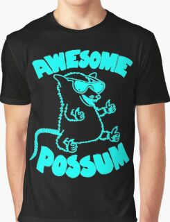 Mouse Awesome Graphic T-Shirt