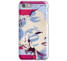 Marilyn portrait nº5 iPhone Case/Skin