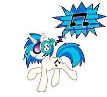DJ Wub Step by PonySplash
