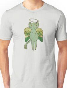 Do good cats go to heaven? Unisex T-Shirt