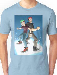 Tag Team Unisex T-Shirt