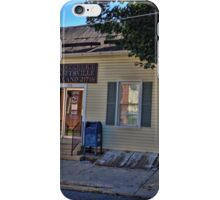 Post Office iPhone Case/Skin