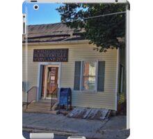 Post Office iPad Case/Skin