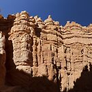 Navajo Loop Trail Panorama by Alex Preiss