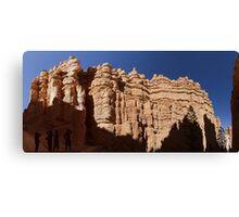 Navajo Loop Trail Panorama Canvas Print