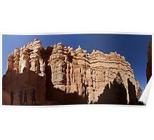 Navajo Loop Trail Panorama Poster